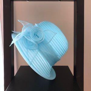 NWT Cejon Blue Adjustable Hat